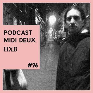 Podcast #96 - HXB