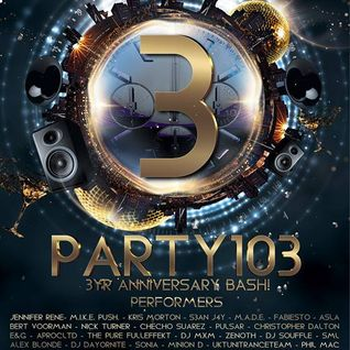 Aprocltd @ Party103 3yr Anniversary