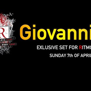 Giovanni Ikome Mixtape Session - APRIL 013 - Ritmo Radio 2 Years Anniversary