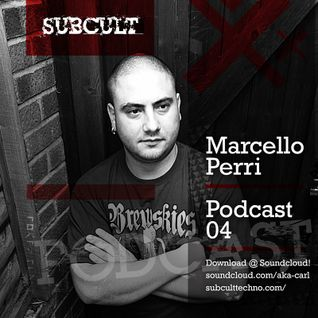 SUB CULT Podcast 04 - Marcello Perri