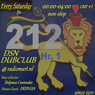 DSN DUBCLUB 212 Hr.1 @ www.radiomart.nl (2015.06.06)
