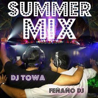 Mix Verano 2013 - Feñaño Ft. Towa