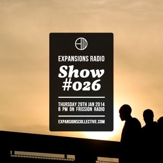 Expansions Radio - Show 26 (new music from Souleance, Claire Renee, J Vibes, Scott Xylo & more)