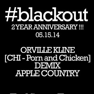 Live at the #blackout 05-15-14