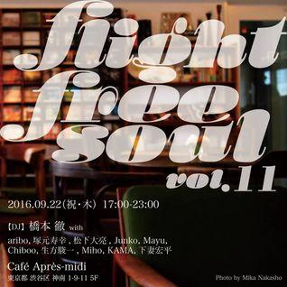 After Flight Free Soul Vol.11