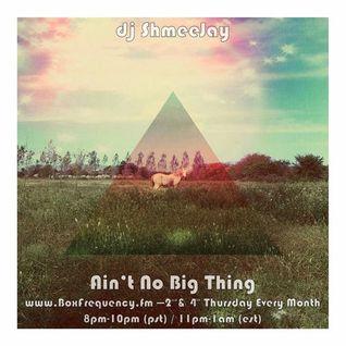 dj ShmeeJay - Ain't No Big Thing - 2016-06-23