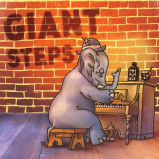 Dark Matter Coffee Presents & Rob Sevier Present Giant Steps mixtape Side B