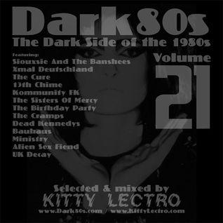 Kitty Lectro - Dark 80s Volume 21