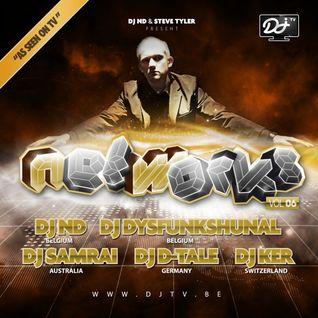 DJ Dysfunkshunal - Networks Mixtape Vol 6 (hosted by Bay-B Da Kid)