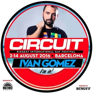 Circuit Festival 16 Barcelona special  session by Ivan Gomez
