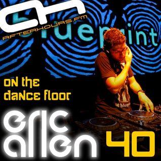 Eric Allen - On The Dance Floor 040