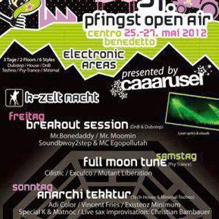 Live @ Caaarusel Floor (Pfings Open Air 2012) feat. Christian Bambauer