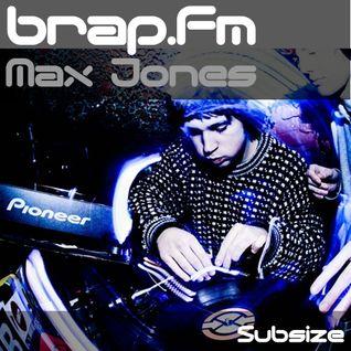 Subsize on brap.fm - 13.03.12 - Max Jones Guest Mix