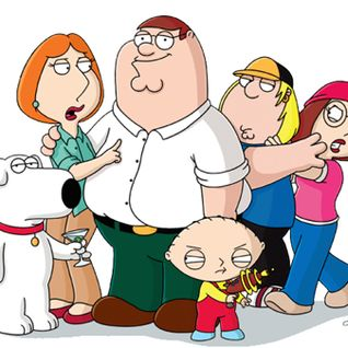 Antithesis Radio x Alec Sulkin x Family Guy