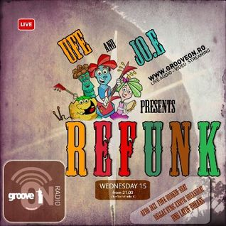 All that Jazz_by Jo.E_recorded live at ReFunk radio show