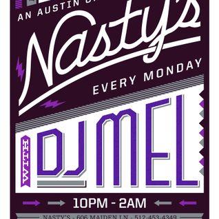 DJ Mel - Prince Tribute Set at Nasty's - 04.25.16