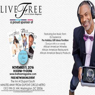 Live Free Magazine Networking Mix