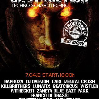 Wistler - Dj Daemon Presents DESTRUCTION Techno Hardtechno