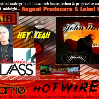 Hotwired with Nikki Flame and John Steel 29th August 2012
