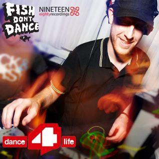 013 - Fish Don't Dance Radio Show w/ Dan McKie