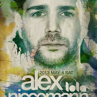 Alex Niggemann - Live @ Lola Club, China (04-05-2013)