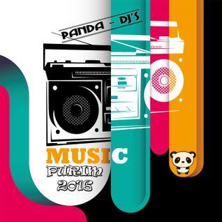 PANDA DJ's - PURIM16