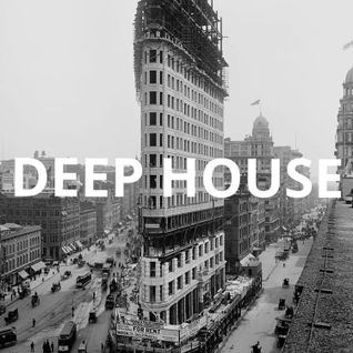 Edmond Binoge - Deep House mix sessions II for LightWaveRadio (Greece)