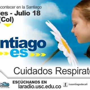 La Santiago Es, Cambios climáticos y los cuidados respiratorios