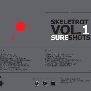 Skeletrot - Vol.1. Sure Shots Side B