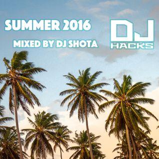 DJ HACKs BEST HITS in SUMMER 2016