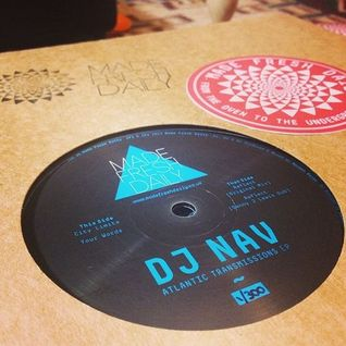 DJ Nav Mix for The Love Revolution Podcast MASTER 6-5-13