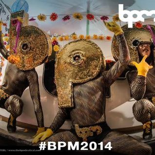 DJ Tennis @ The BPM Festival 2014 - Life and Death,Mamita's (07-01-14)