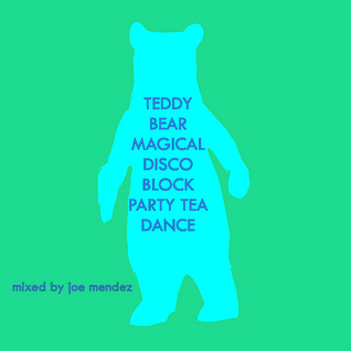 Teddy Bear Magical Disco Block Party Tea Dance