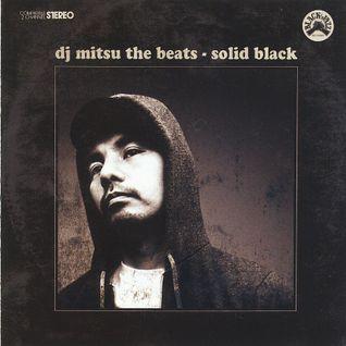 DJ MitsuThe Beats Solid Black
