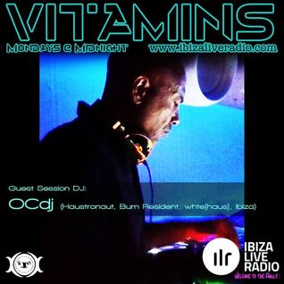 OC CLOSING SUMMER to VITAMINS IBIZA LIVE RADIO 05-10-2015