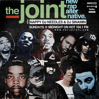 The Joint: New Rap Alternative - Sun Oct 12