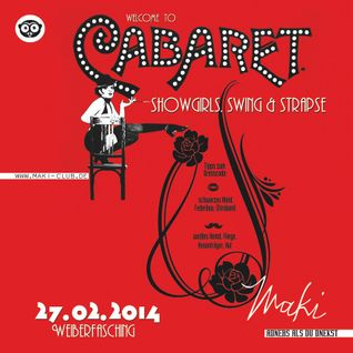 Welcome to Cabaret @ Maki // swing pt 1