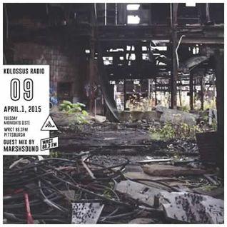 Kolossus Radio guest mix (4.1.15)