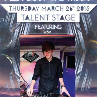 DJ ZIK - Asian Trance Festival 3rd Edition 2015 - March - 26