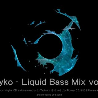 Sayko - Liquid Bass mix vol.2