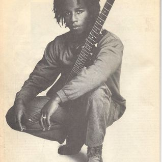 Ziggy Marley and the Melody Makers - Boston 4-6-1988 Complete FM Broadcast with Interview