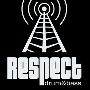DJ Aphrodite -Respect DnB Radio [7.16.14]