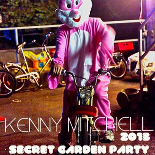KENNY MITCHELL @ SECRET GARDEN PARTY // FREAKSTOCK FESTIVAL 2013