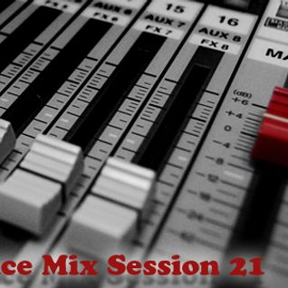 Adam Sanderson - Trance Mix Session 21