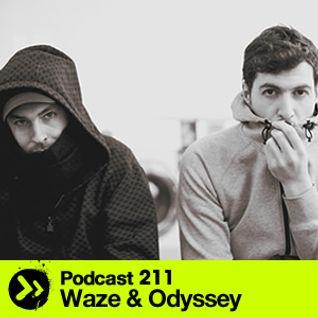 DTPodcast 211: Waze & Odyssey