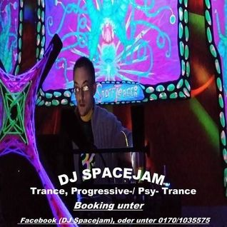 DJ Spacejam - PanoPTIKum In KaSSel  - 12 04 2014 - Psy Trance Mix