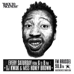 Back To Niceness 30/01/16 (With Special Guest : Raskal The Supersoniccruiser)