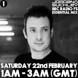 Jordan Suckley - Essential Mix - 22-Feb-2014