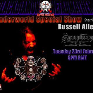 """""""Underworld"""" Special Show 23/02/16 Part 2"""