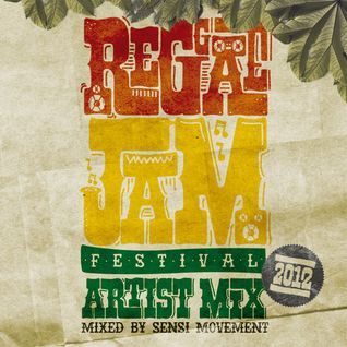 Reggae Jam Festival 2012 - Official Artist Mix